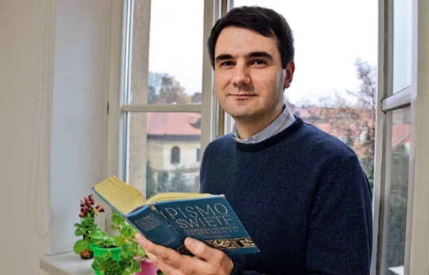 Marcin Majewski - biblista